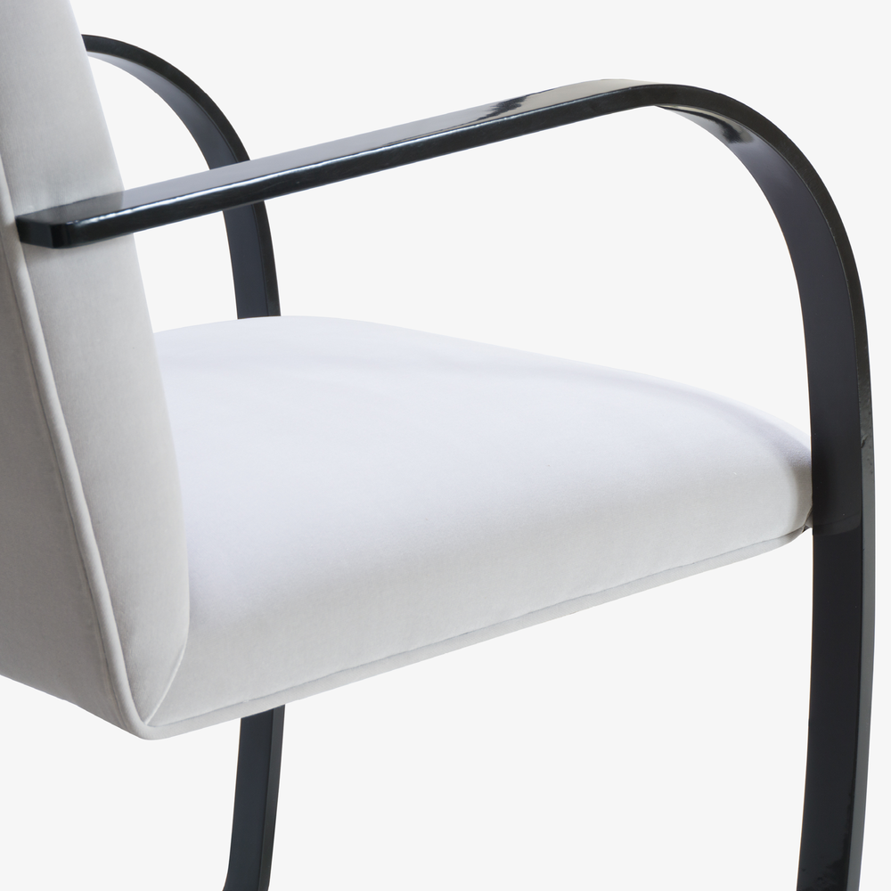 Brno Flat-Bar Chair in Dove Velvet, Obsidian Gloss9.png