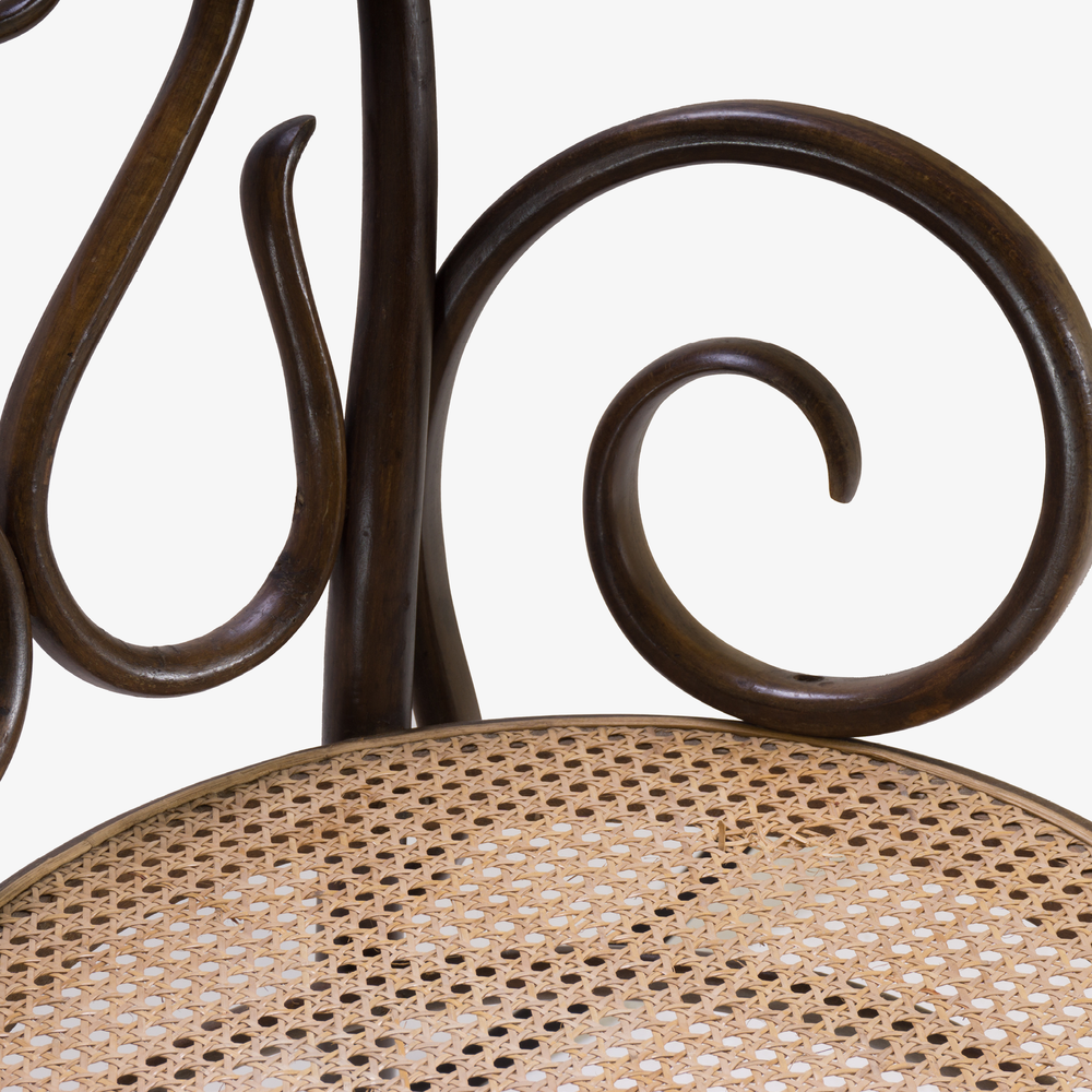 Italian Wood Bistro Chairs with Caned Seats3.png