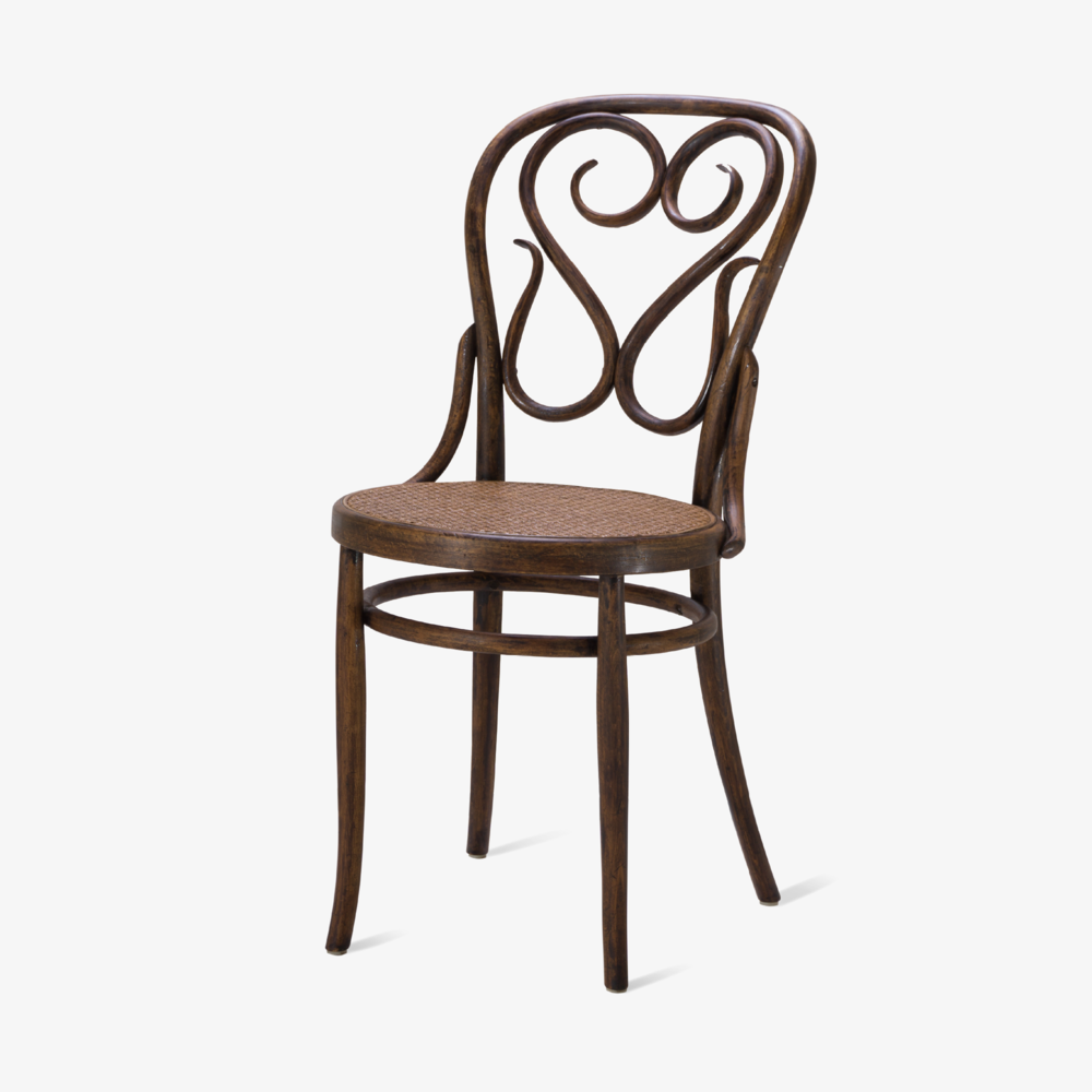 Italian Wood Bistro Chairs with Caned Seats5.png
