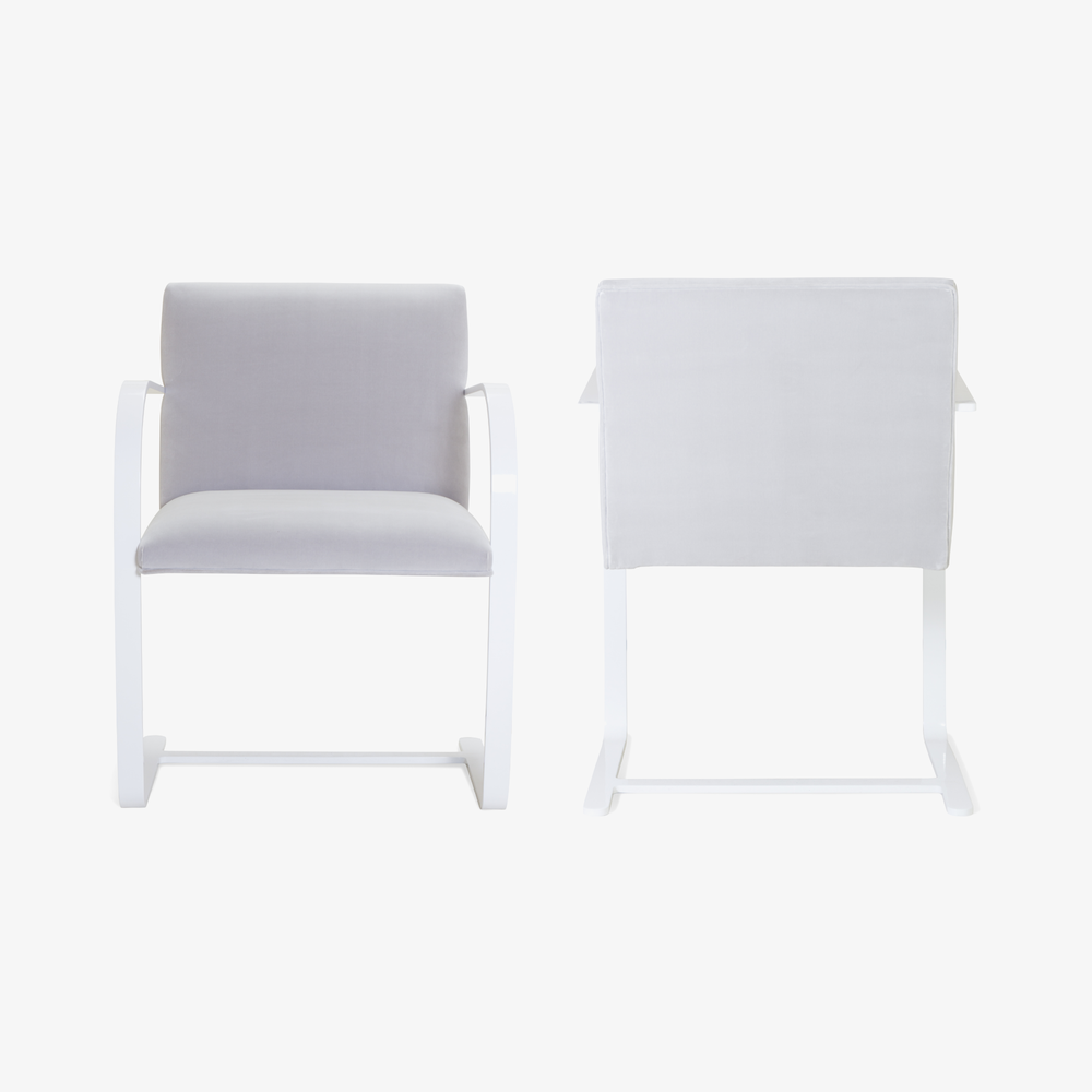 Brno Flat-Bar Chair in Dove Velvet, Lunar Gloss3.png