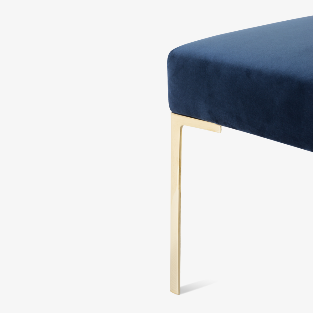 Astor 60%22 Brass Bench in Navy Velvet4.png