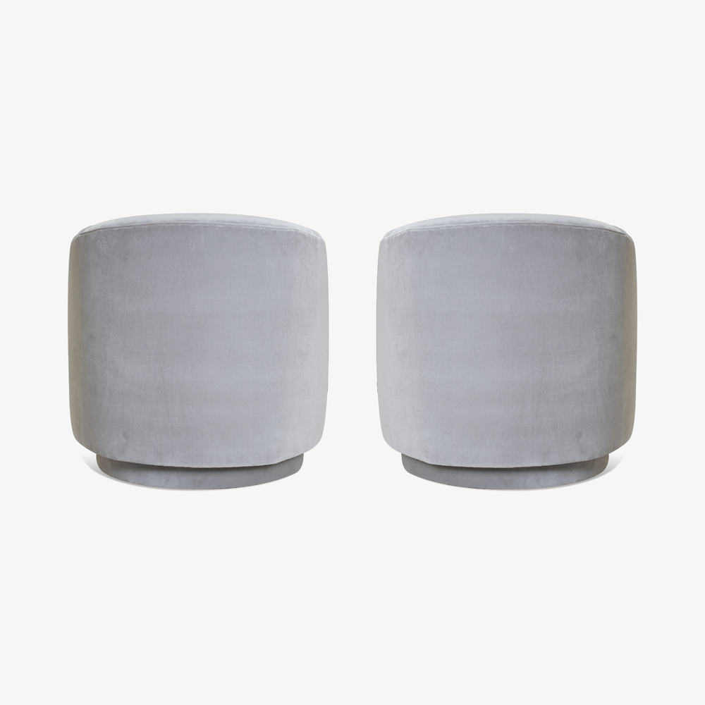 Swivel Tub Chairs in Dove Velvet, Pair5.png