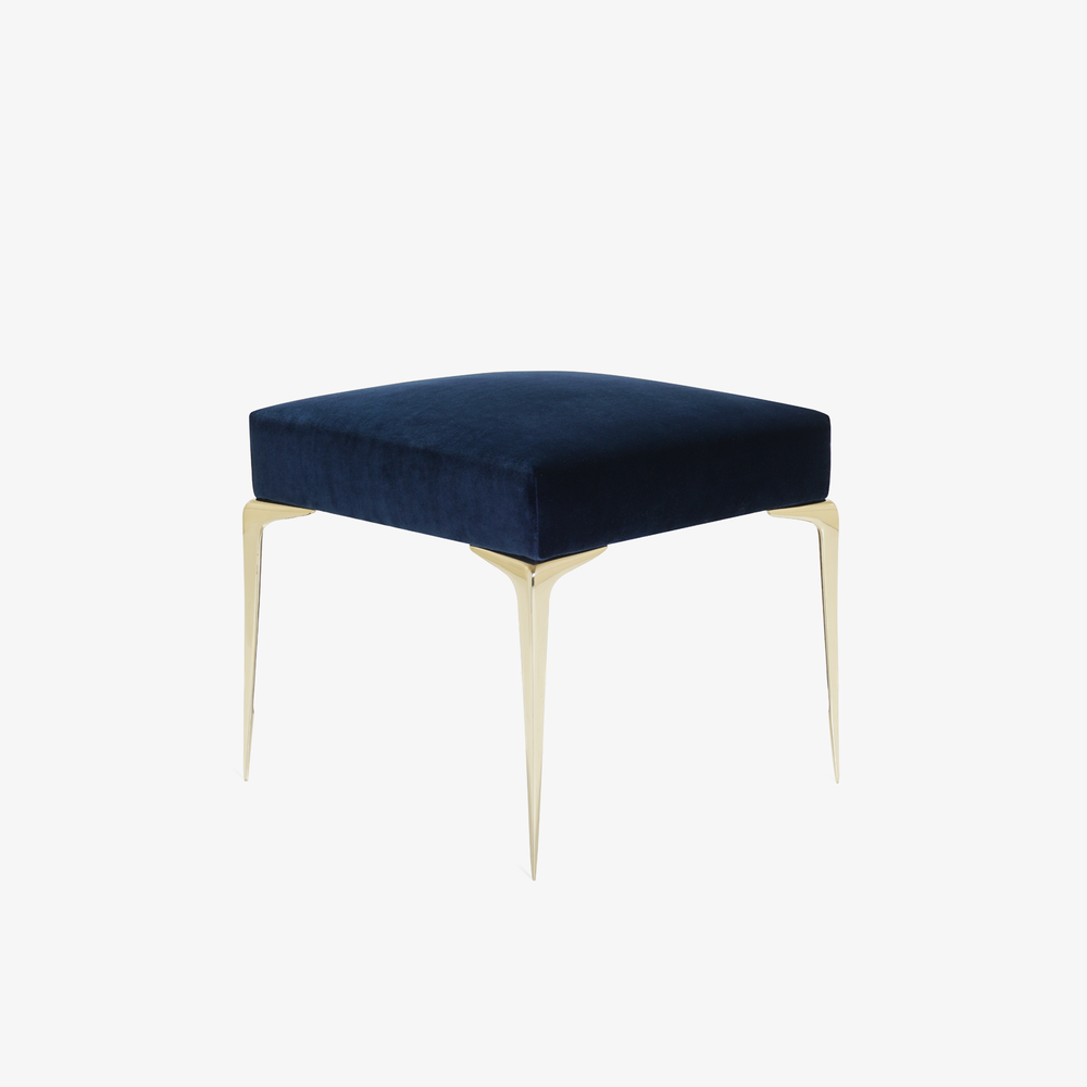 Colette Petite Ottoman in Navy Velvet by Montage.png