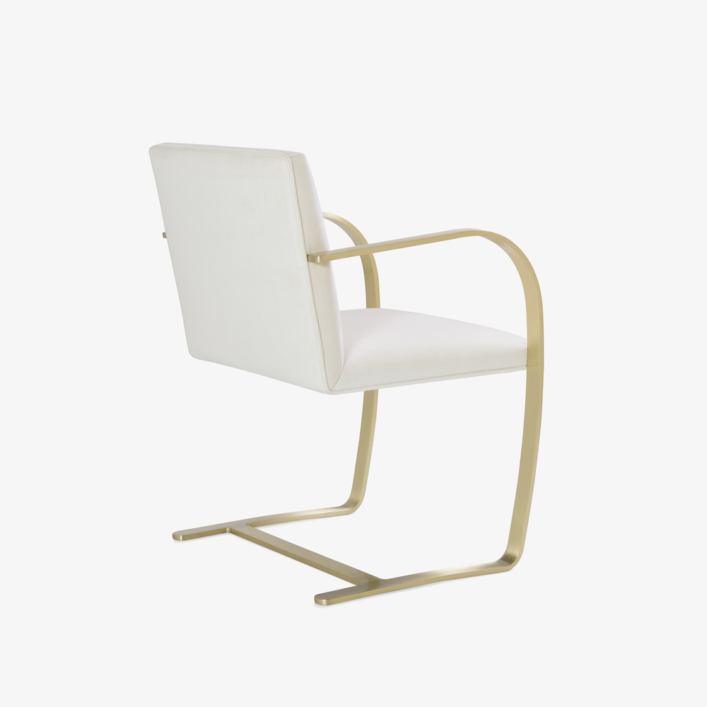 Brno Flat-Bar Chairs in Creme Velvet, Brushed Brass3.png