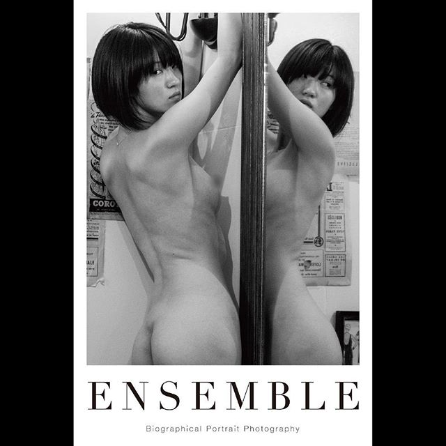 _ Portrait poster from 「Ensemble01」.For our first exhibition [OPUS ONE] at Omotesando Rocket in January 2018. Size:614×910  #manamiusamaru  #兎丸愛美  #tableensemble  #ensemble