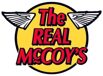 the real mccoy's logo