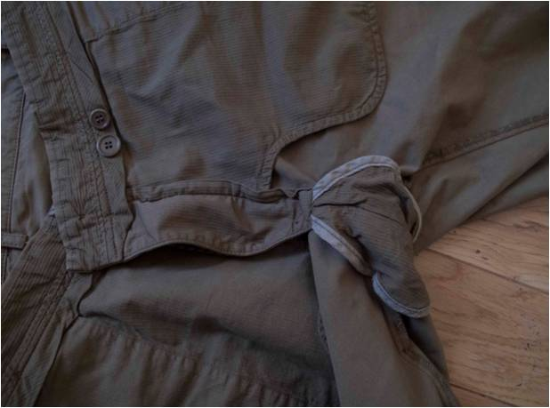 fond de propreté pantalon