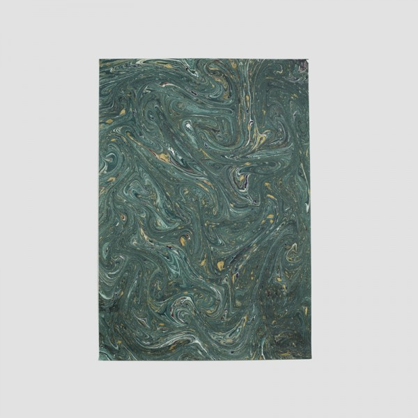 papier marbré florence italie il papiro