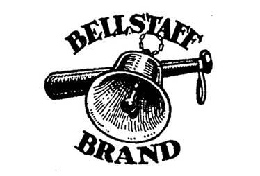 Jusque dans les années 30 c'était Bellstaff avec deux 'l'