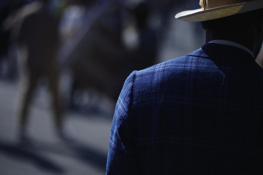 Pitti Uomo les indispensables paris 92 Florence veste blazer carl edwin guerre