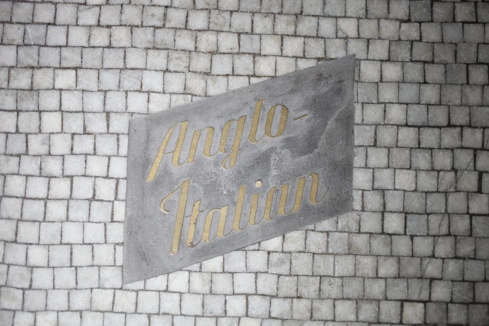 anglo italian london jake grantham alex pirounis