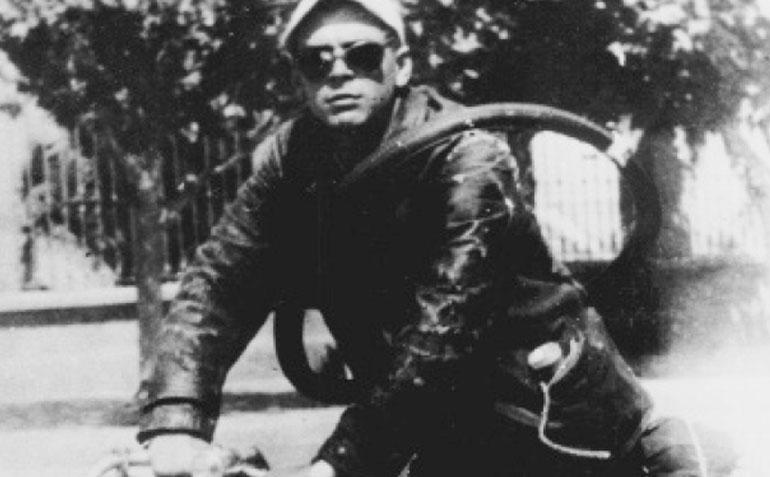 Le Che qui parcourt les contrées reculées d'Amérique du Sud - Trialmaster