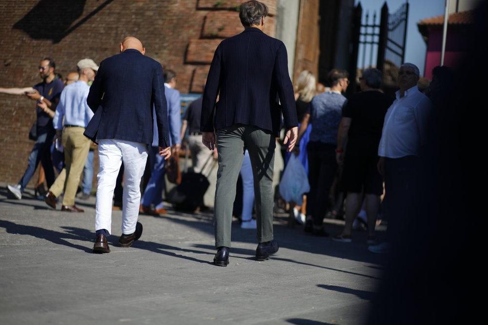 Pitti Uomo 92 long leg