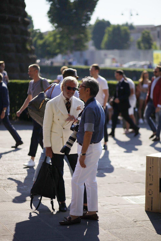 photographer pitti uomo 92 Pitti Uomo 92