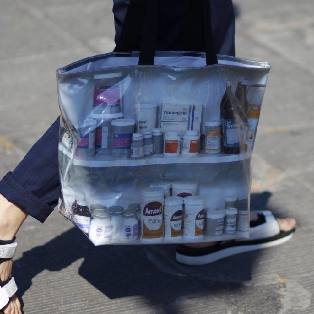 MEDICINAL BAG FREAK Pitti Uomo 92