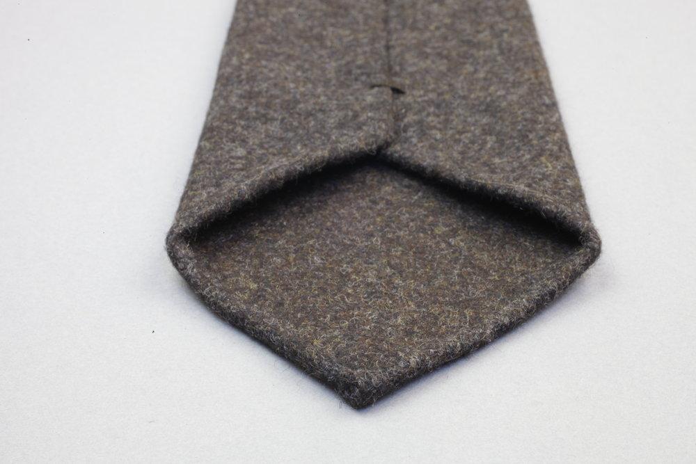 Cravate+Les+Indispensables+Paris+Laine+Vitale+Barberis+Canonico+Tie+Flannel