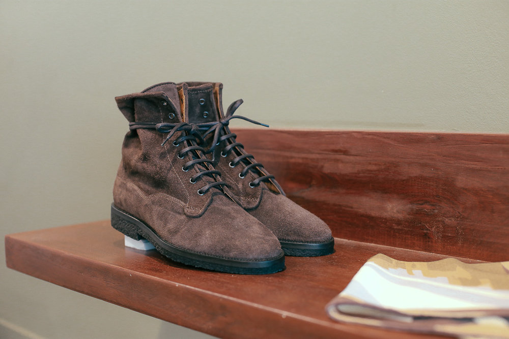 Christian Kimber - Chaussures montantes