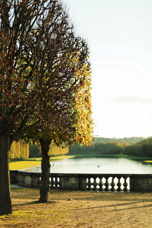 Versailles Petit Trianon Grand Trianon Automne
