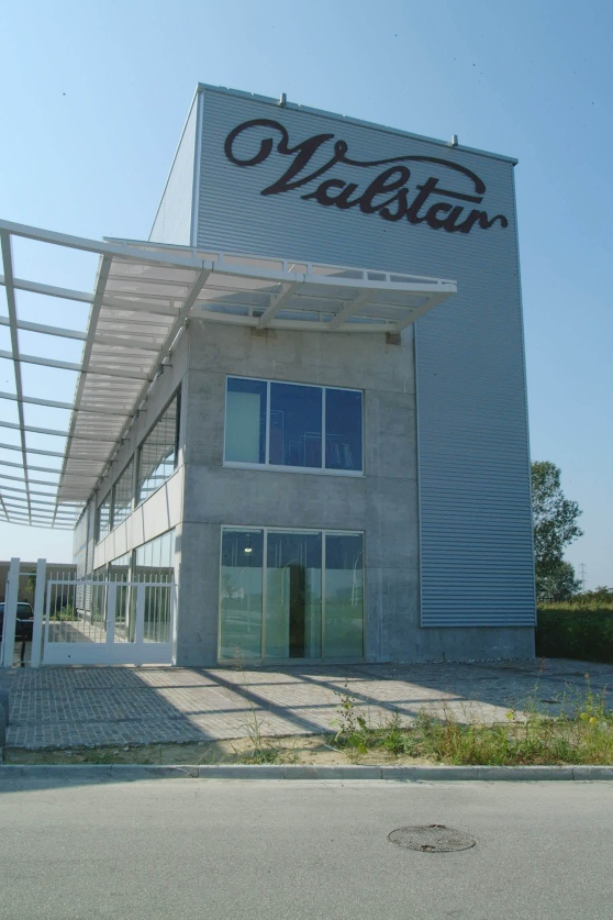 L'atelier de Valstar à Bagnolo San Vita