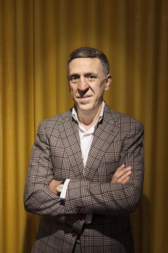 Bob Tavakoli - Fondateur de Gabucci