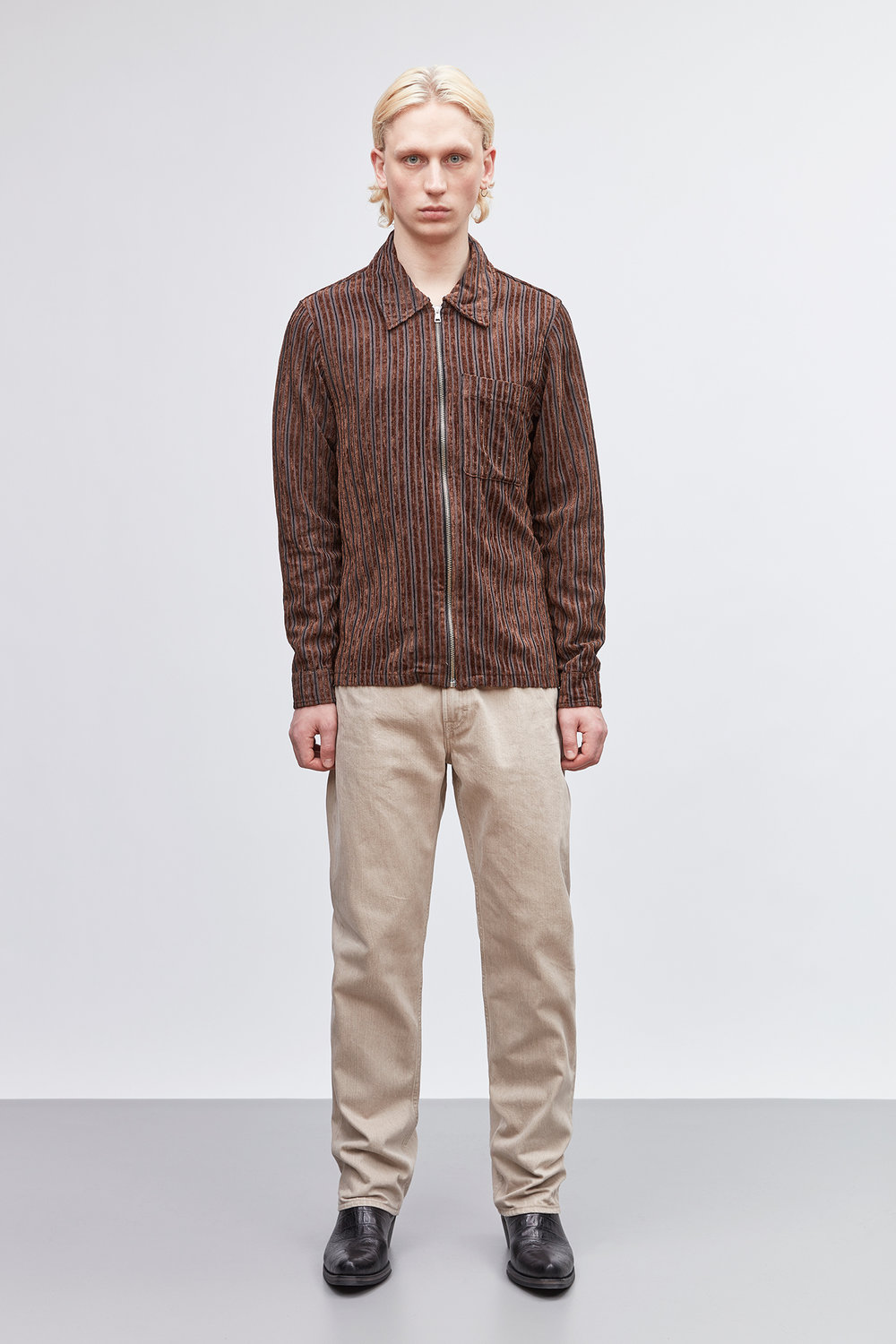 OUR LEGACY chemise corduroy