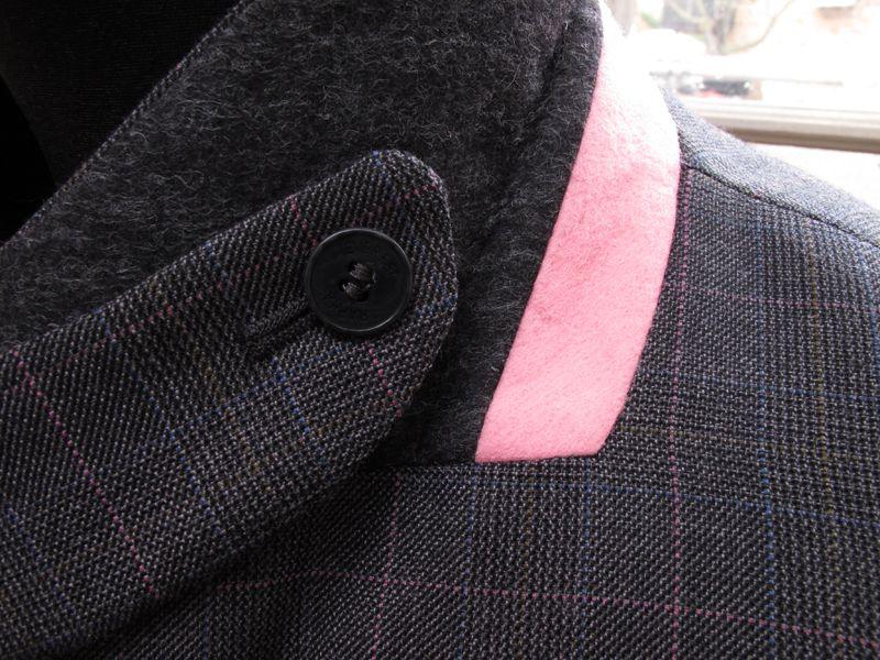 Collaboration avec le célèbre tailleur de Savile Row Timothy Everest