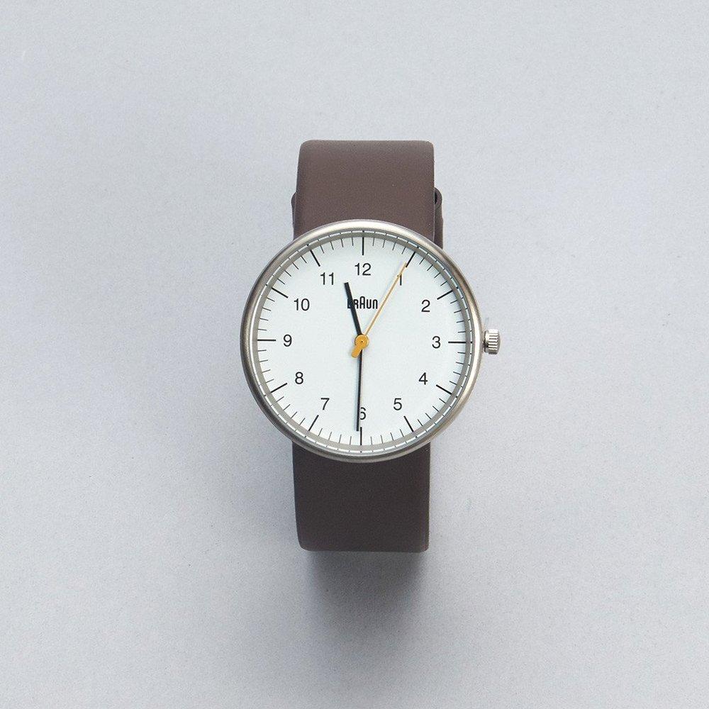 braun montre