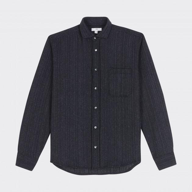 Chemise pouvant être portée en dehors du pantalon