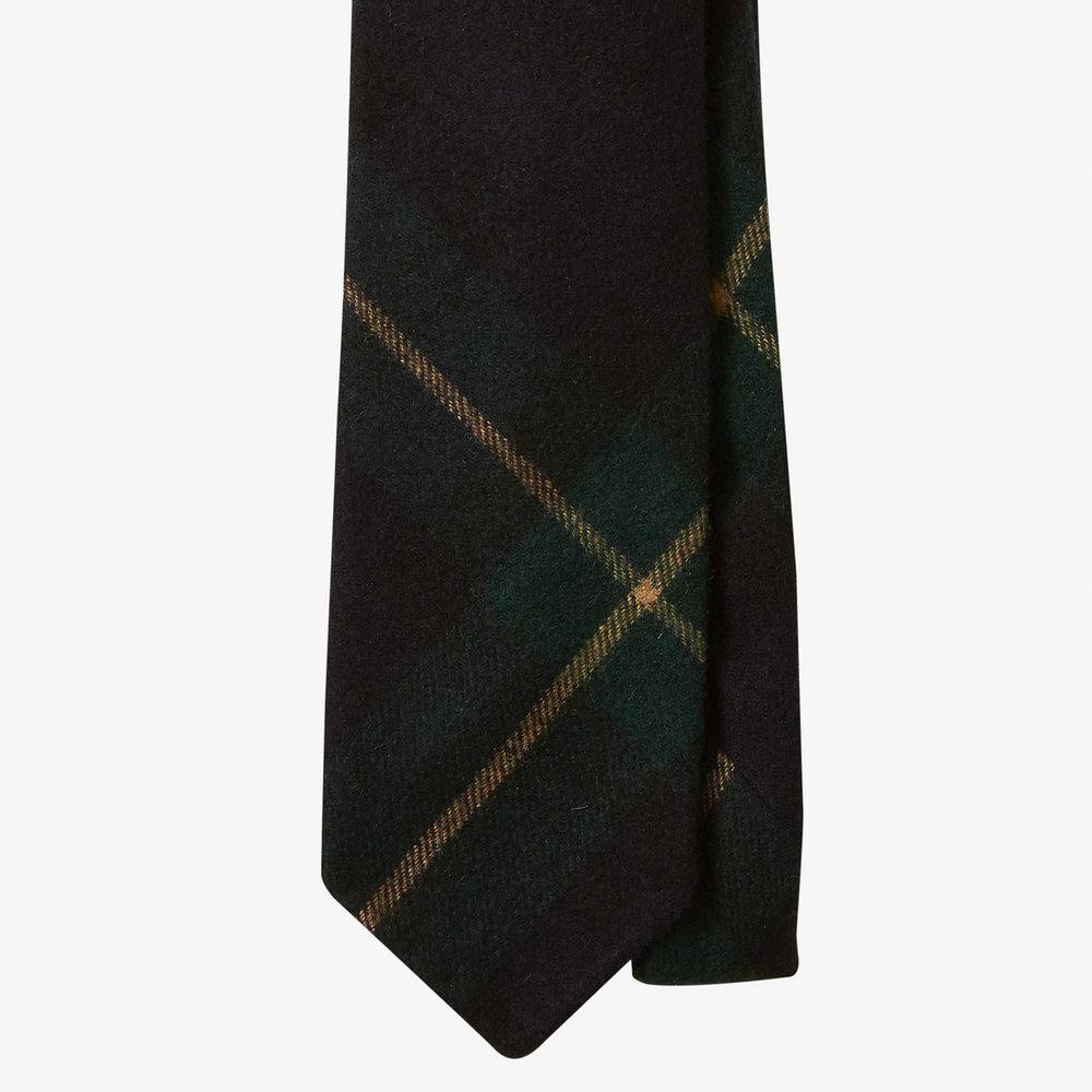 Cravate Anglo-Italian - Tissu 100% cachemire Joshua Elis