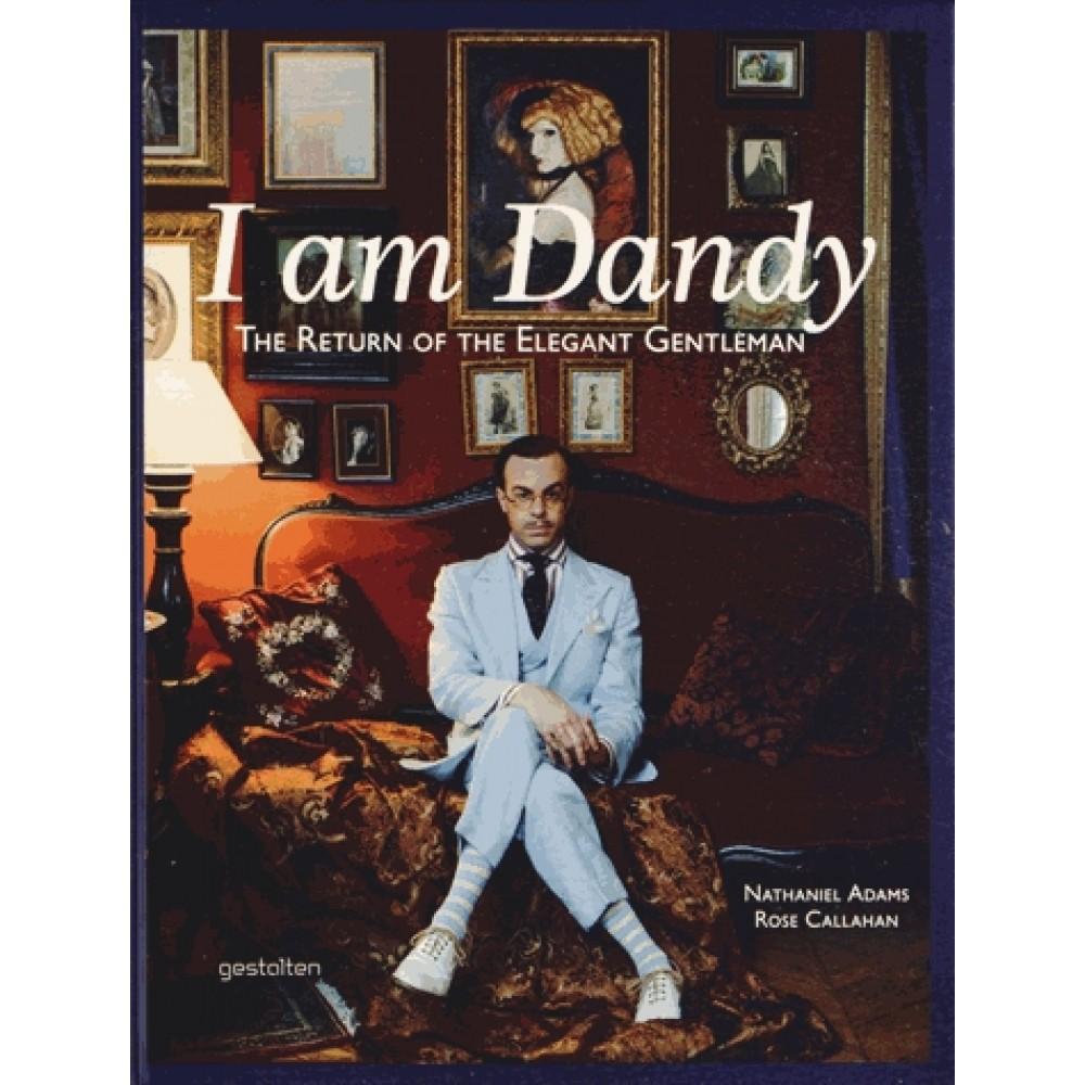 Si vous vous demandez à quoi peut ressembler un dandy en 2015, jetez un œil à ce livre