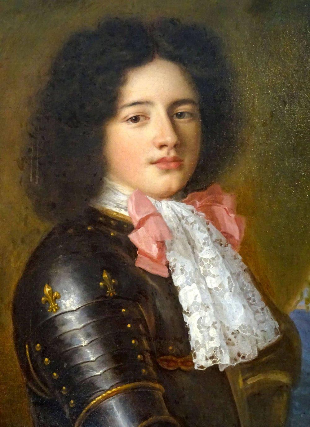 Louis de Bourbon, amiral de France, XVIIè siècle