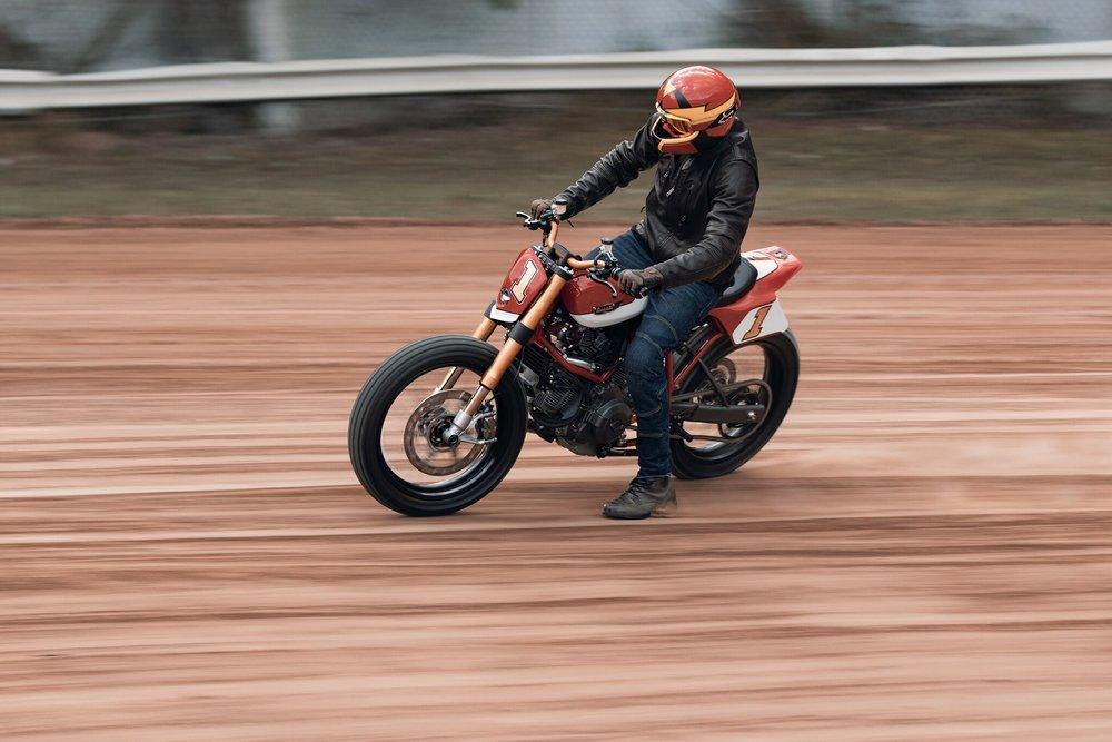 Fuller Moto Ducati Street Tracker