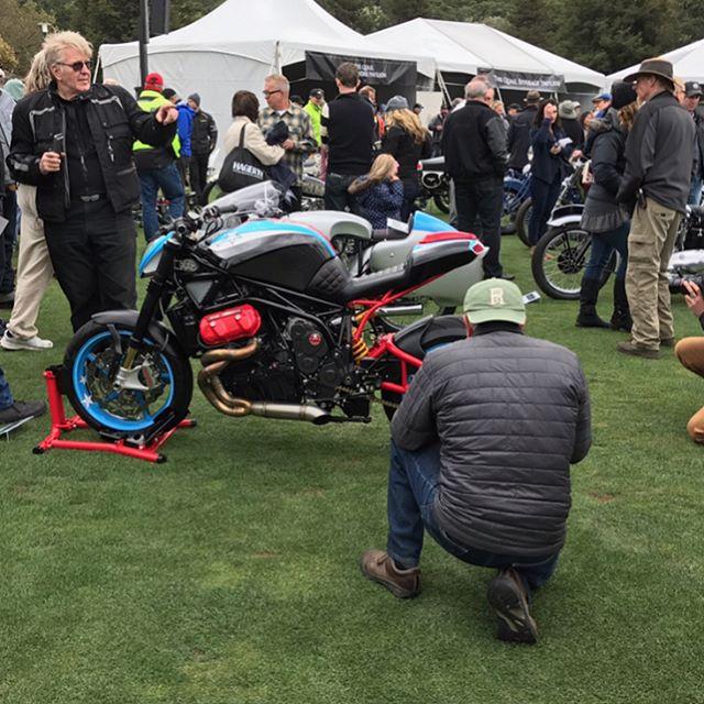 Fuller Motus Quail Motorcycle Gathering