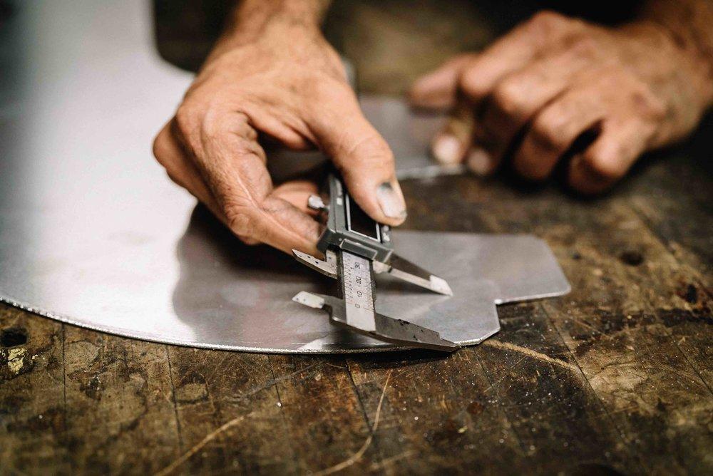 Calipers Aluminum Fenders DIY