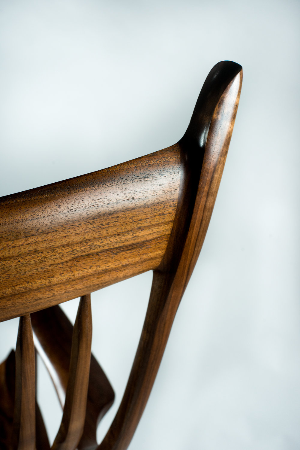 Black Walnut Rocker