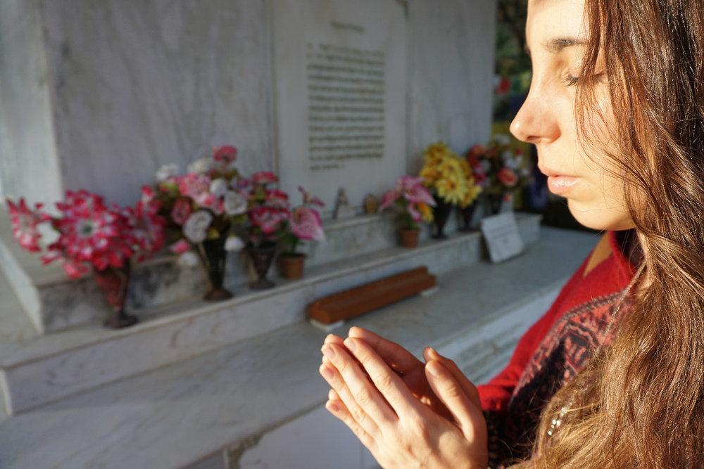 La oración como camino a la Unidad. Bosque de Dharamsala