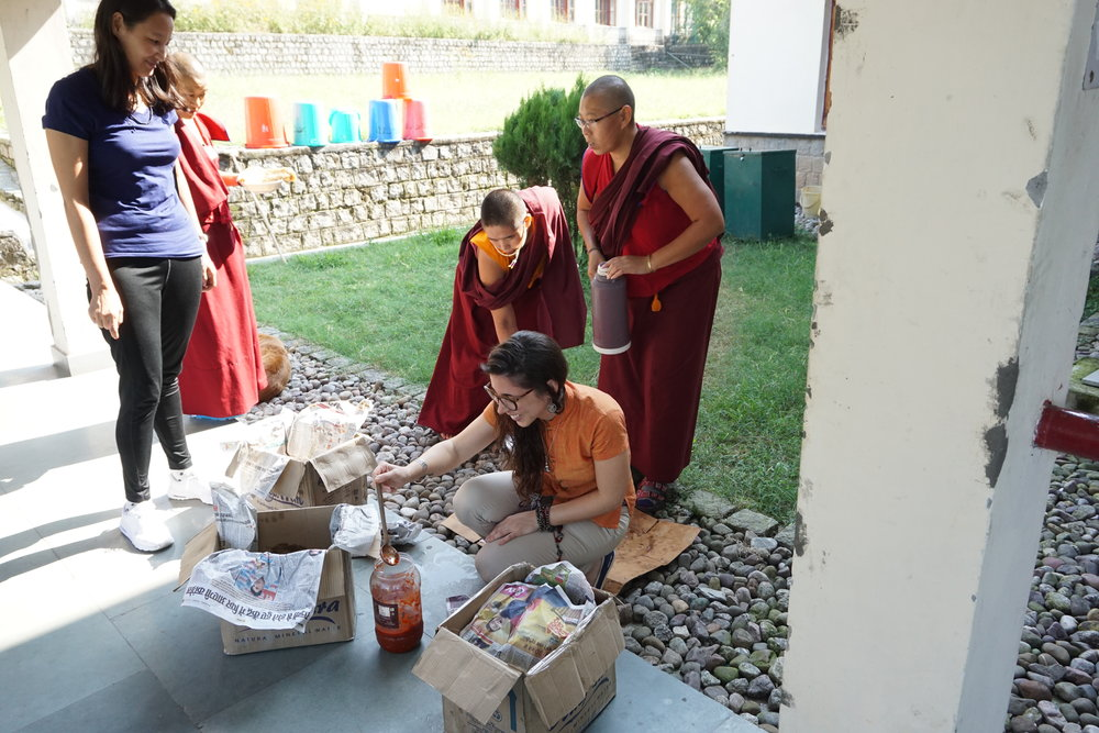Dolma Ling Nunnery and Institute, India