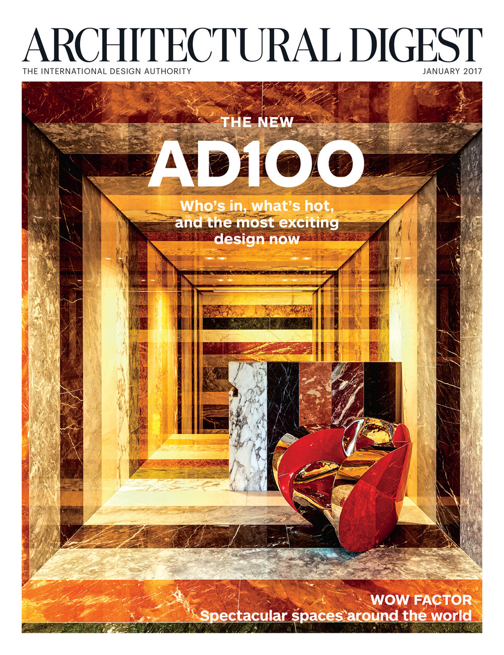 AD Magazine - AD100 Issue