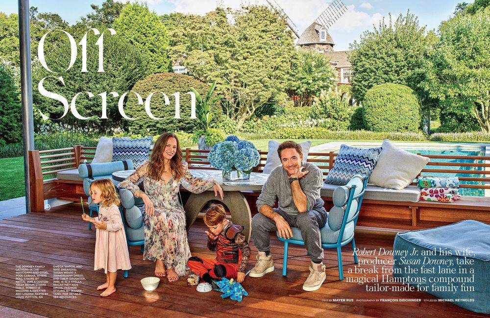 AD Magazine Robert Downey Jr