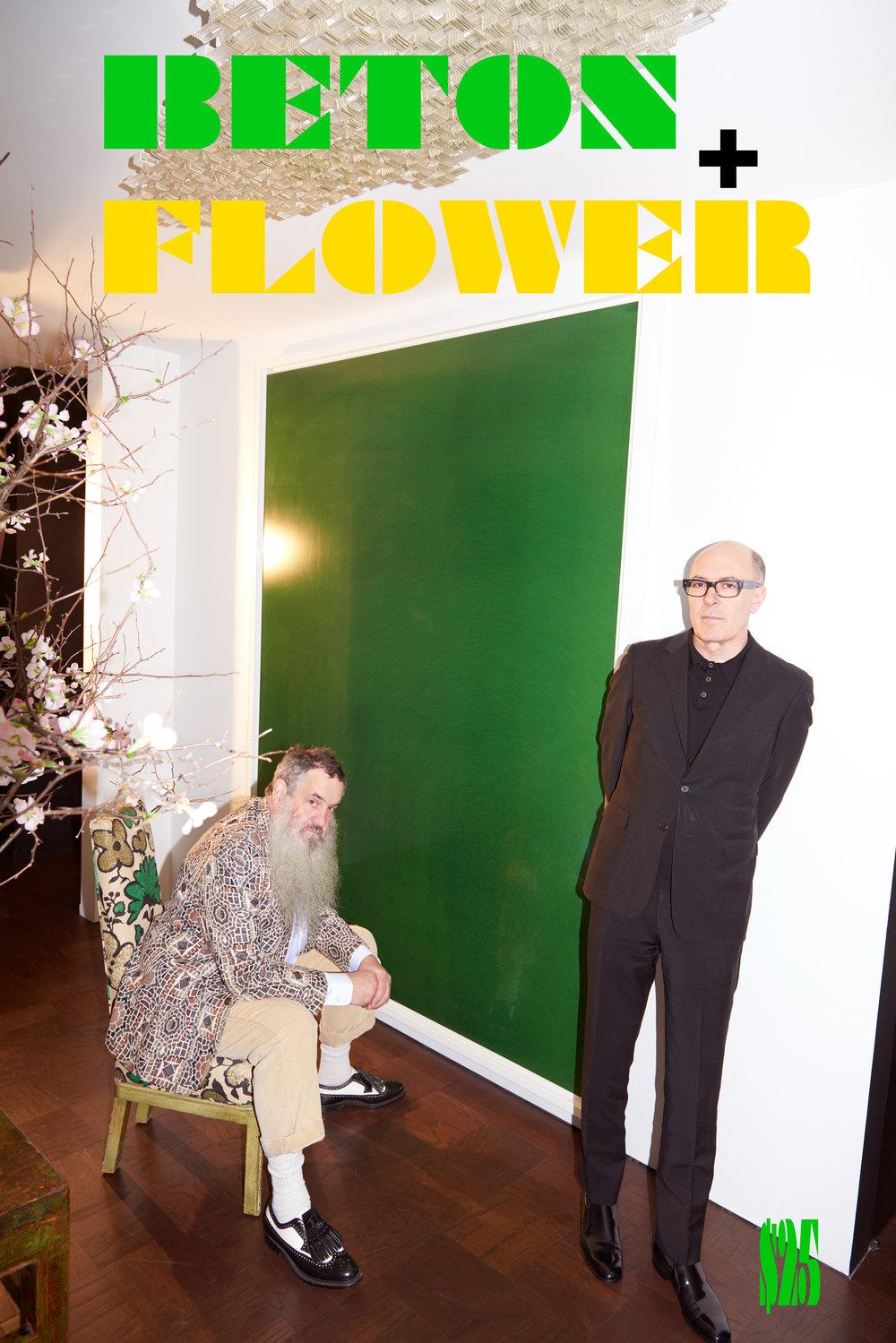 Beton+Flower