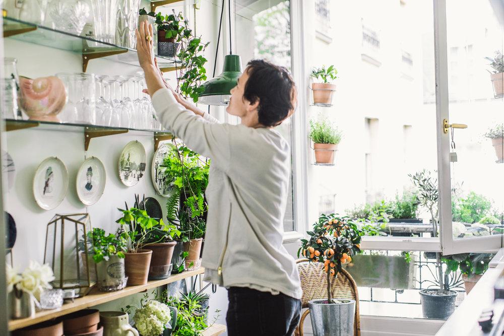 PARIS POUSSE - Nous savons que les plantes ont un impact important sur notre bien être. Un petit rien peut grandir en quelque chose de splendide. Tous nos produits et accessoires sont conçus pour pour la vie citadine, afin de vous apporter tout ce dont vous avez besoin pour créer et prendre soin de votre petit morceau de nature.La Jardinière Sauvage est une façon chic, stylée et moderne pour rendre nos vies citadines plus belles en y apportant chaque jour un peu de beauté et de bien être.