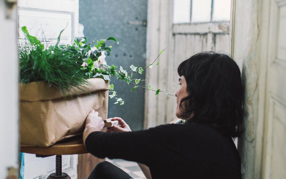 plant styling - végétalisons bureaux, boutiques, weddings, événements…