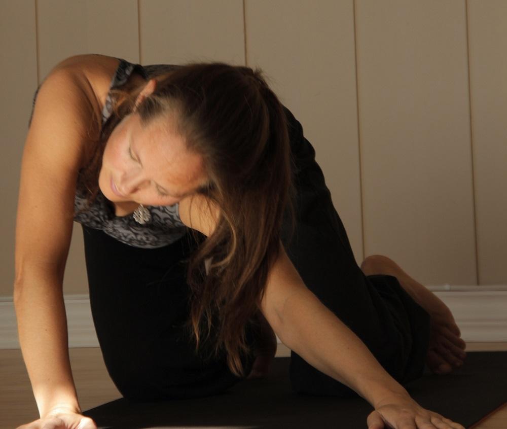 Somatisk yoga - Meditasjon i bevegelse