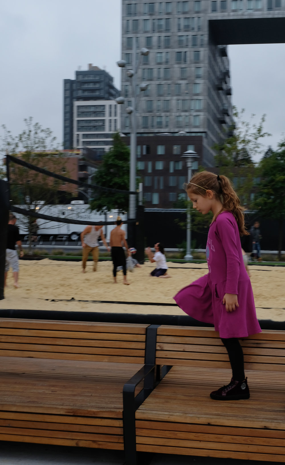 from the ongoing series ' Little New York '.