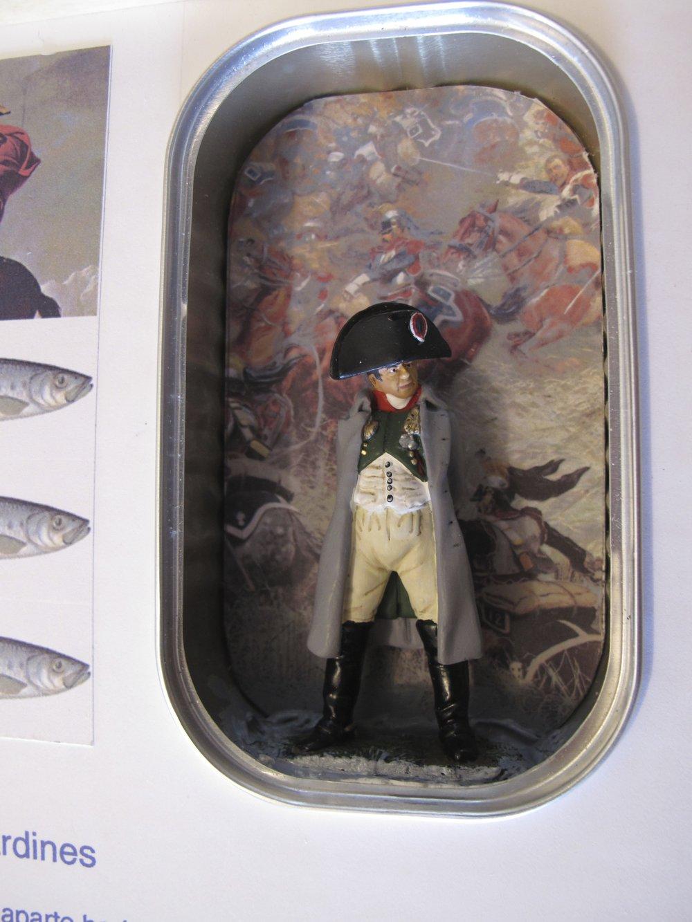 "Napoleon detail ""Sardines""."
