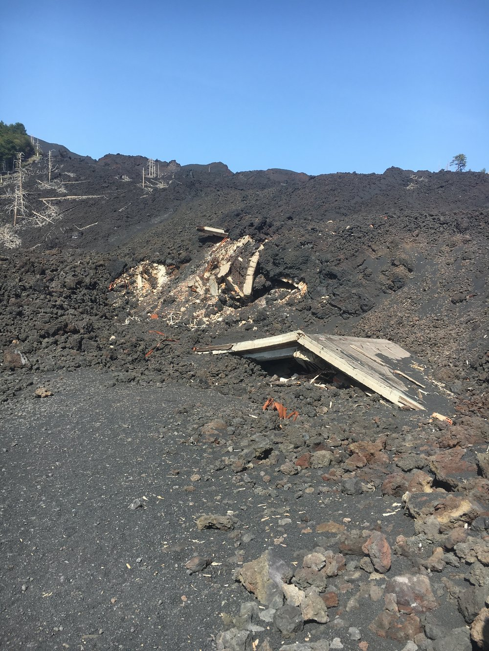 Mount Etna, September 2016.