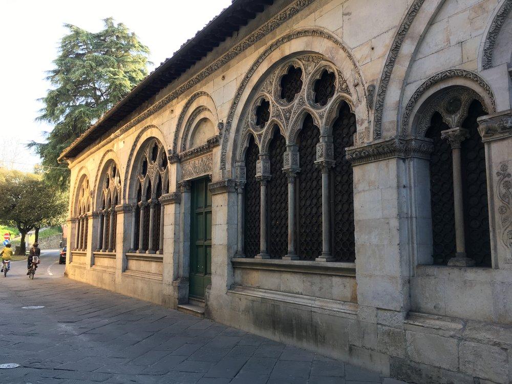 Santa Maria della Rosa church