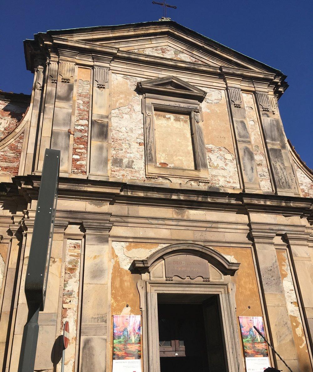 Crocifisso dei Bianchi church, Lucca