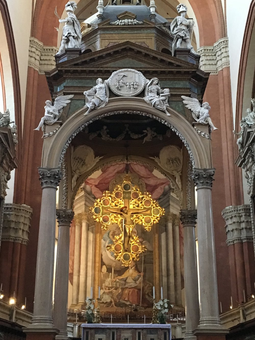 Altar, San Petronio