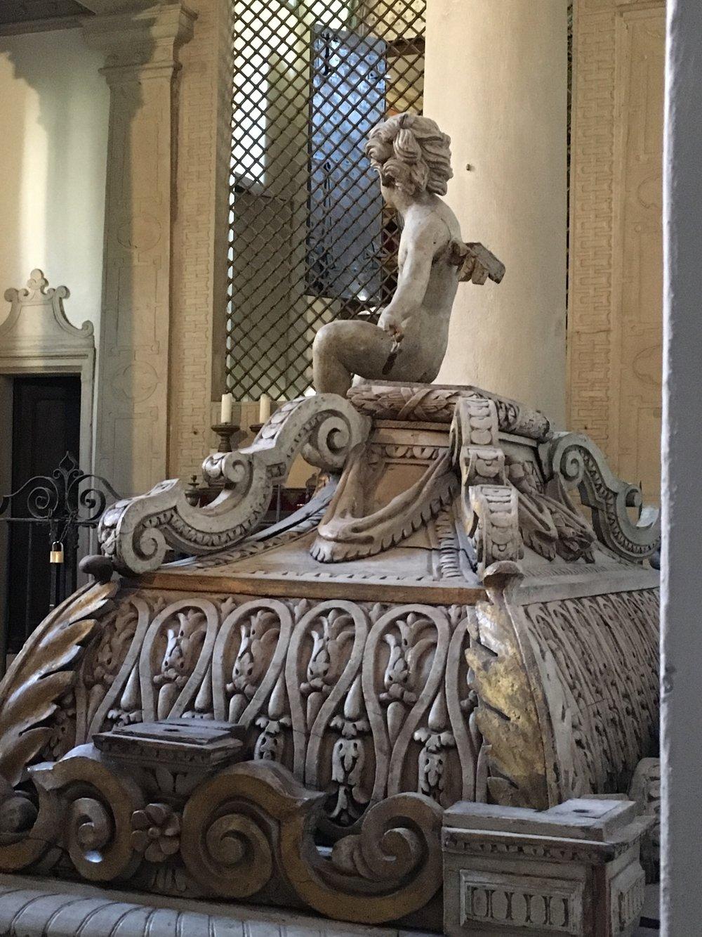 Museum, Santo Stefano, Bologna
